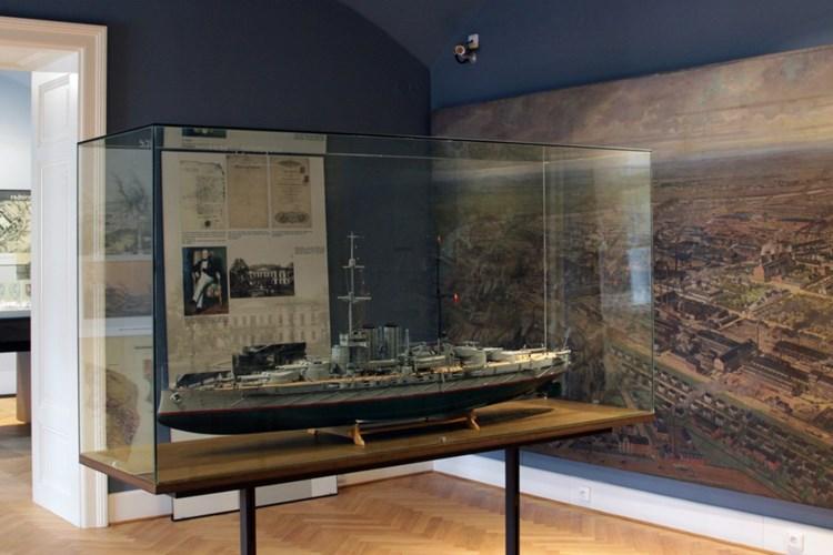 V Ostravském muzeu můžete nahlédnout do historie města