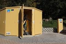 Jihlavská ZOO návštěvníkům nabízí bezpečnou úschovu kol
