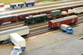 V Červeném Kostelci uvidíte i modulovou železnici ovládanou tablety a telefony