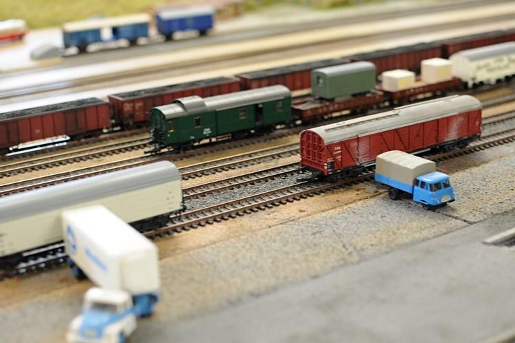 Na výstavě můžete obdivovat menší i větší modely nebo se ponořit do historie vzniku tunelů