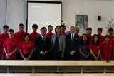 Do Nového Boru zavítalo 19 studentů z Číny