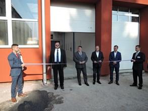 Olomoucký kraj opravil dílny strojírenské školy v Lutíně