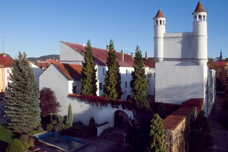 Žerotínský zámek patří mezi chlouby Nového Jičína