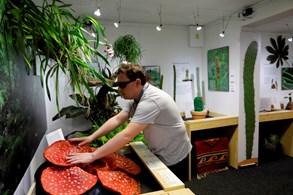 Botanická zahrada hl. m. Prahy slavnostně zahájila tradiční výstavu pro všechny smysly