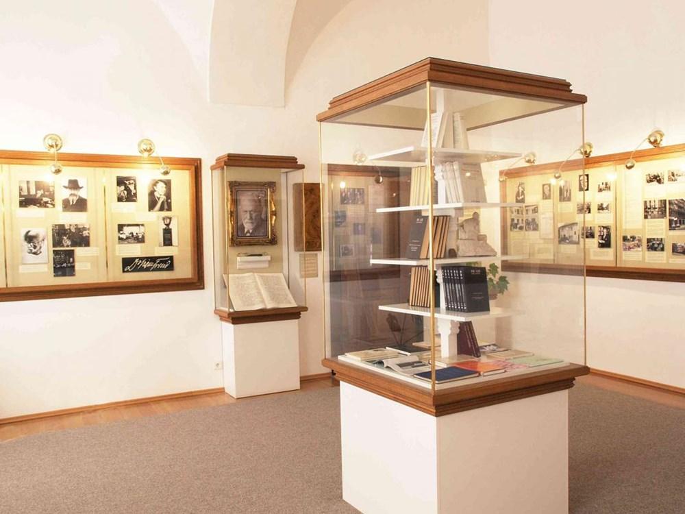 Popis: Muzeum a pamětní síň Sigmunda Freuda v Příboře.