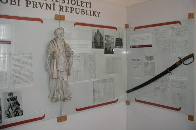 Muzeum v Klimkovicích nabízí tři stálé expozice