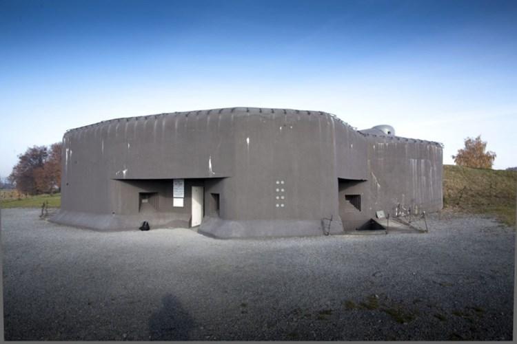 Areál čs. opevnění Hlučín-Darkovičky představuje ojedinělý fortifikační systém