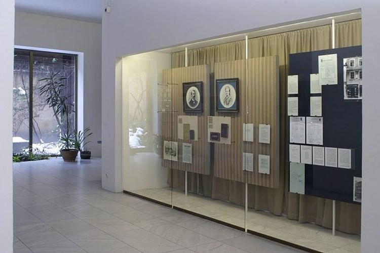 Expozice v Památníku Petra Bezruče připomíná život velkého slezského básníka