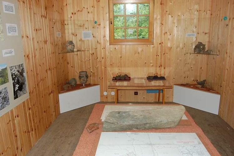 Muzeum Kapličkový vrch ukazuje i ojedinělou střelu do vrhacího stroje