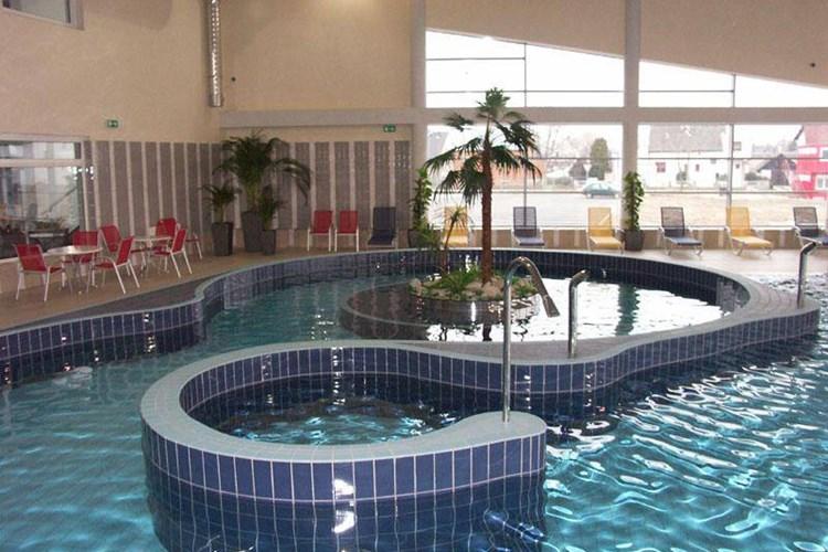 Aquapark Kravaře nabízí útulné prostředí, kde si odpočne celá rodina