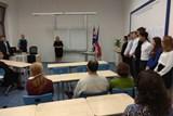 Křesťanská škola Elijáš v BB Centru nově otevírá lyceum