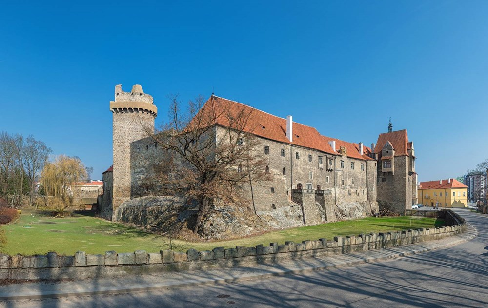 Popis: Muzeum středního Pootaví Strakonice.