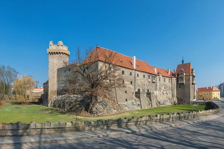 Muzeum středního Pootaví Strakonice je součástí strakonického hradu