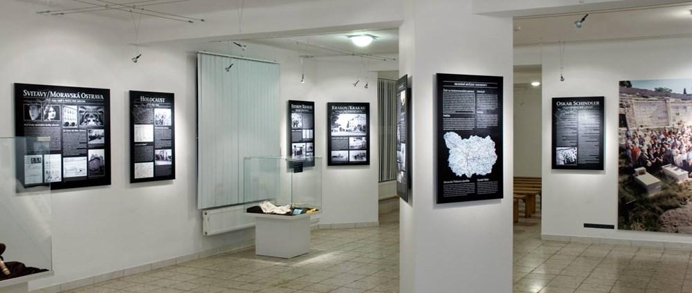 Popis: Městské muzeum a galerie ve Svitavách.