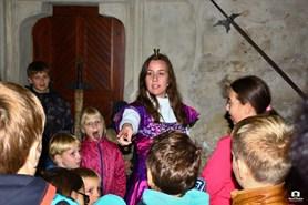 Podzim se na hradu Staré Hrady ponese ve znamení vína, čokolády a pohádek
