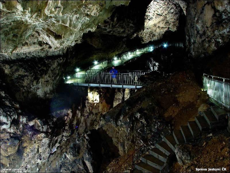 Popis: Sloupsko-šošůvské jeskyně.