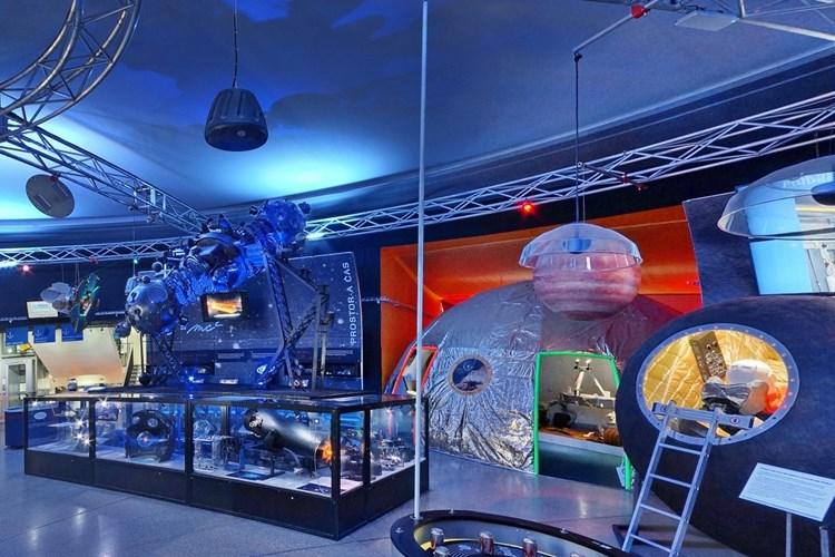 Pražské planetárium patří k největším planetáriím na světě