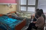 Dobrovolníci z DDM Astra čtou dětem v nemocnici