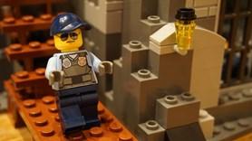 Muzeum vystavuje stavebnice LEGO. Děti si tady mohou i hrát