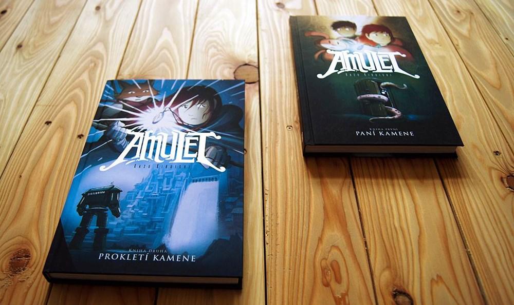 Popis: Amulet 1 a  Amulet 2.