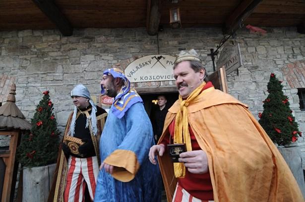Popis: Festival Souznění v Kozlovicích.