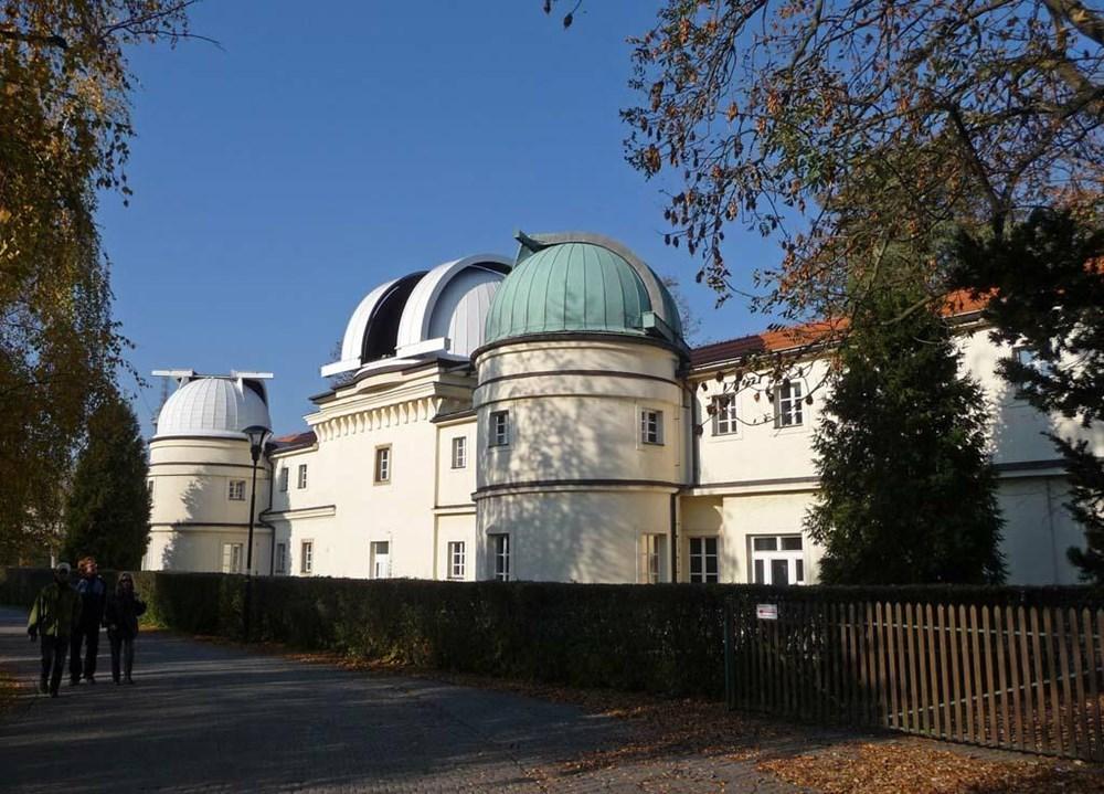 Popis: Hvězdárna v Plzni.