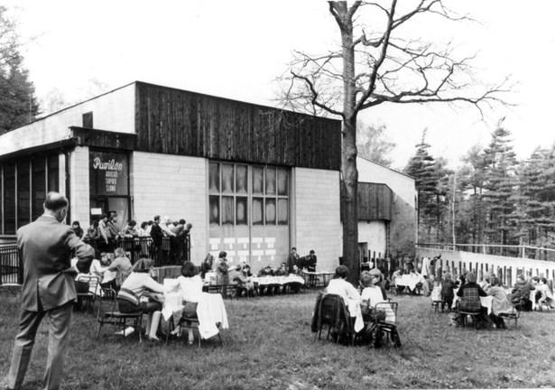 Popis: Velká cena zoo v roce 1978.