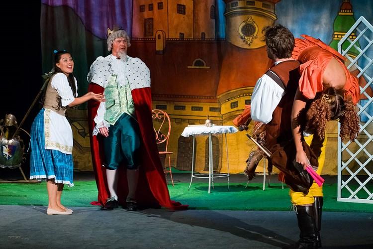 Divadlo pohádek nabízí představení předních českých umělců v oblasti dětské zábavy