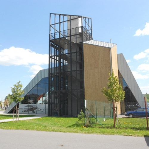 Rozhledna Muzeum Metoděje Vlacha