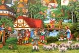 V Ústí nad Orlicí jsou k vidění betlémy různých druhů