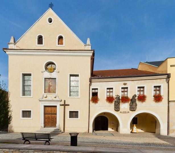 Popis: Regionální muzeum v Mělníku.