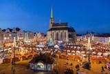 Oblíbené adventní prohlídky vánoční Plzně se vrací