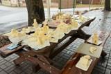V Muzeu másla můžete přiložit ruku k tvorbě unikátního betlému