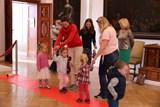 Děti se na mikulovském zámku tentokrát zaměří na barvy a masky