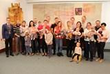 V Rožnově vítali nově narozené občánky
