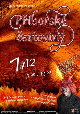 Ve sklepení kláštera v Příboře se v sobotu otevře opravdové peklo