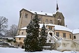 Hrad Šternberk ožije první prosincovou sobotu Dětským vánočním jarmarkem