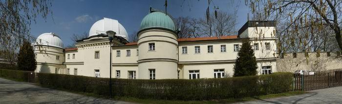 Štefánikova hvězdárna nabízí pozorování oblohy i prohlídku astronomické výstavy