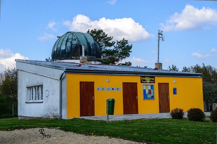 Hvězdárna Františka Pešky vede také astronomický kroužek