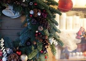 Vánoční trhy nabídnou dílničky pro děti, hudební vystoupení i živý betlém