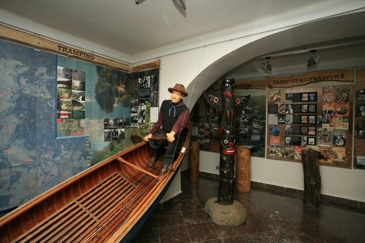 Muzeum návštěvníky seznámí s nejvýznamnějším zlatonosným revírem v Česku