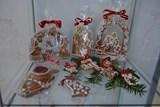 V kanceláři krajské radní si můžete prohlédnout vánoční perníčky