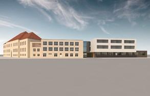 V základní škole ve Svítkově se začíná stavět