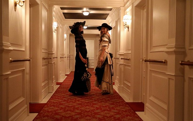 Popis: Na brněnském výstavišti se můžete projít také chodbami Titaniku a nahlédnout i do jednotlivých kajut.