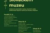 Vánoce ve Slováckém muzeu nabídnou předvádění výroby vánočních ozdob či betlémových figurek