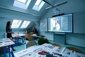 17. základní škola v Plzni má novou půdní vestavbu