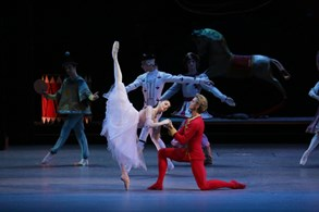 Zažijte velký Bolšoj balet Louskáček v kopřivnickém kině