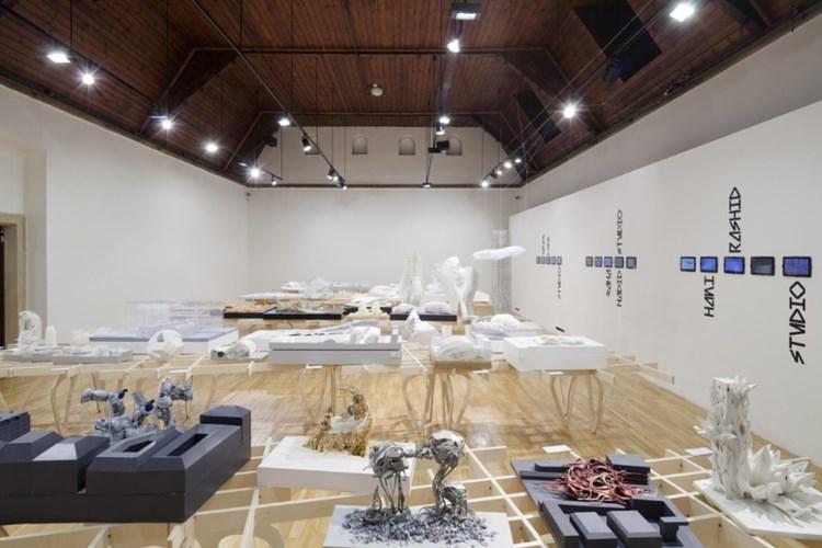 Galerie Jaroslava Fragnera je jednou z mála galerií v Česku věnujících se architektuře