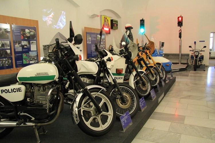 Muzeum Policie ČR mapuje historii, vznik, vývoj a činnost bezpečnostních sborů