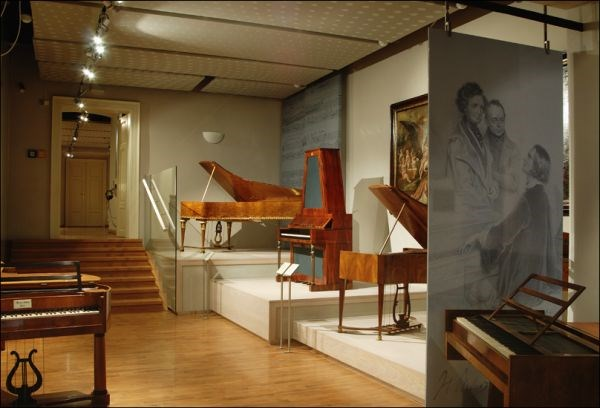 České muzeum hudby návštěvníkům zpřístupňuje cenné hudební sbírky